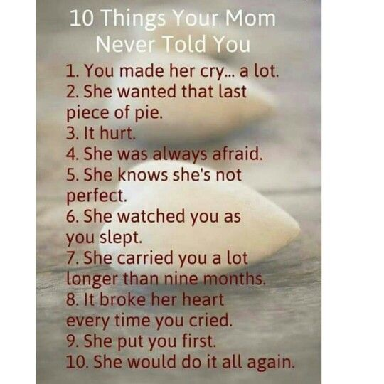 Brought tears to my eyes. #motherhood #mom #truth