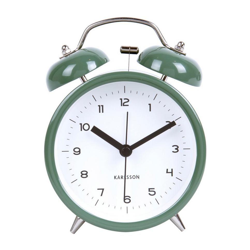 Klokken Er Nu