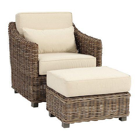 Exceptionnel Capri Chair U0026 Ottoman