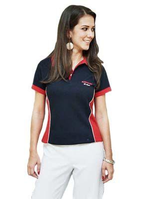 efd4ee12412fe Camisa Polo Feminina - Fotos e Modelos