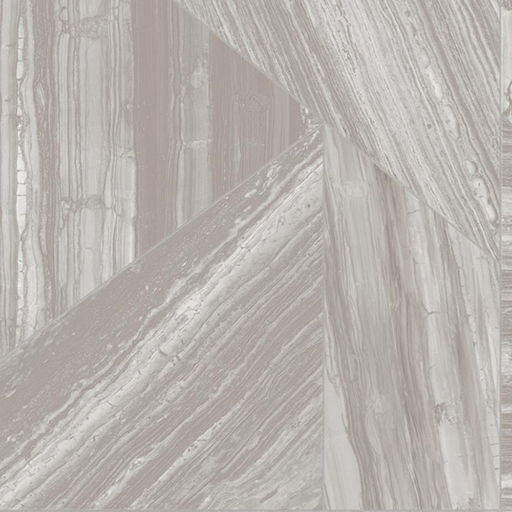 Take Home Sample Modern Travertine Stone Grey Vinyl