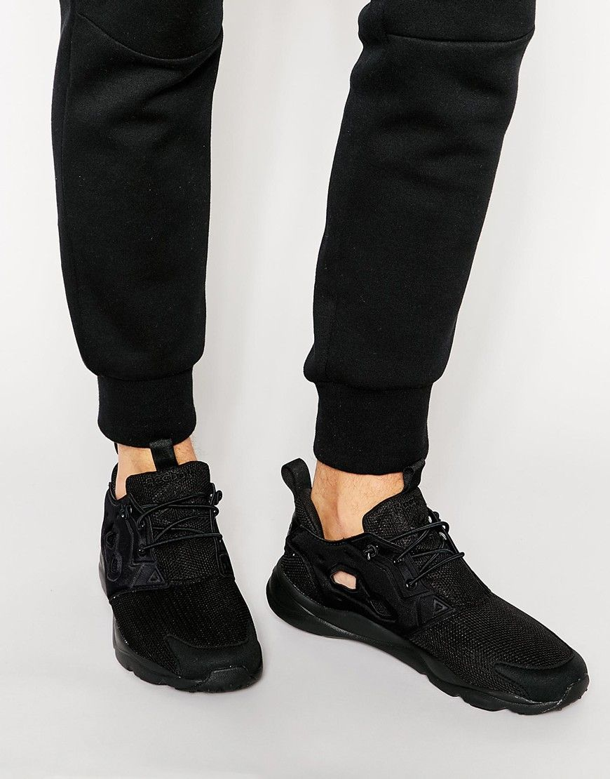 UK Online - Reebok V67159 Furylite shoes Fashion Man Black
