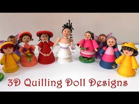 creative doll designs