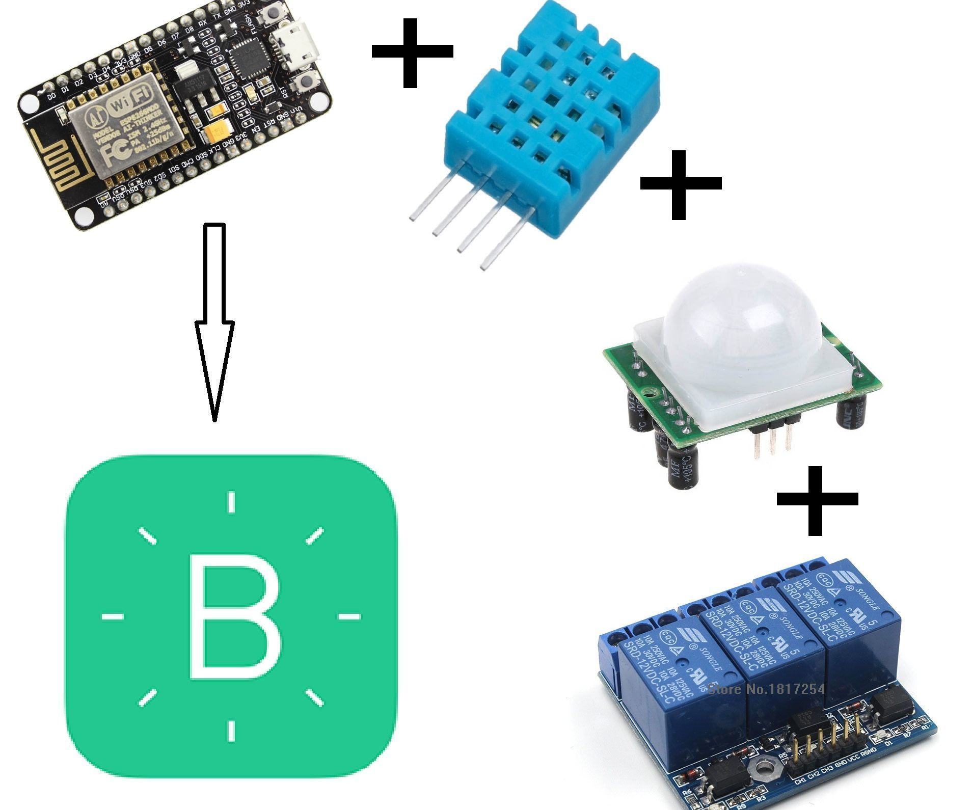 Simple Home Automation With Blynk | Internet of Things