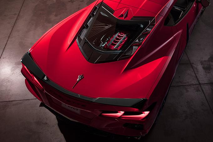 The 2020 Chevrolet Corvette C8 Stingray Is a 490HP Mid ...