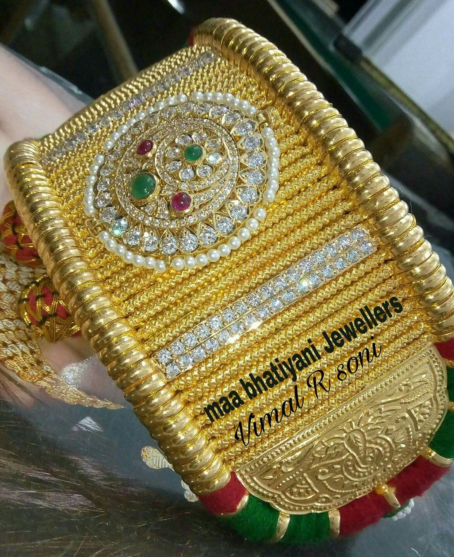Rajputi Jewellery Beautiful Bajuband By Kuldeep Singh Rajputi