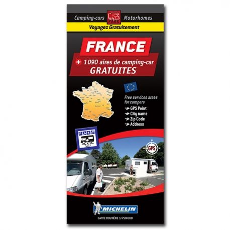 Carte France Des Aires De Camping Car Gratuites Aire Camping Car Camping France Camping Car