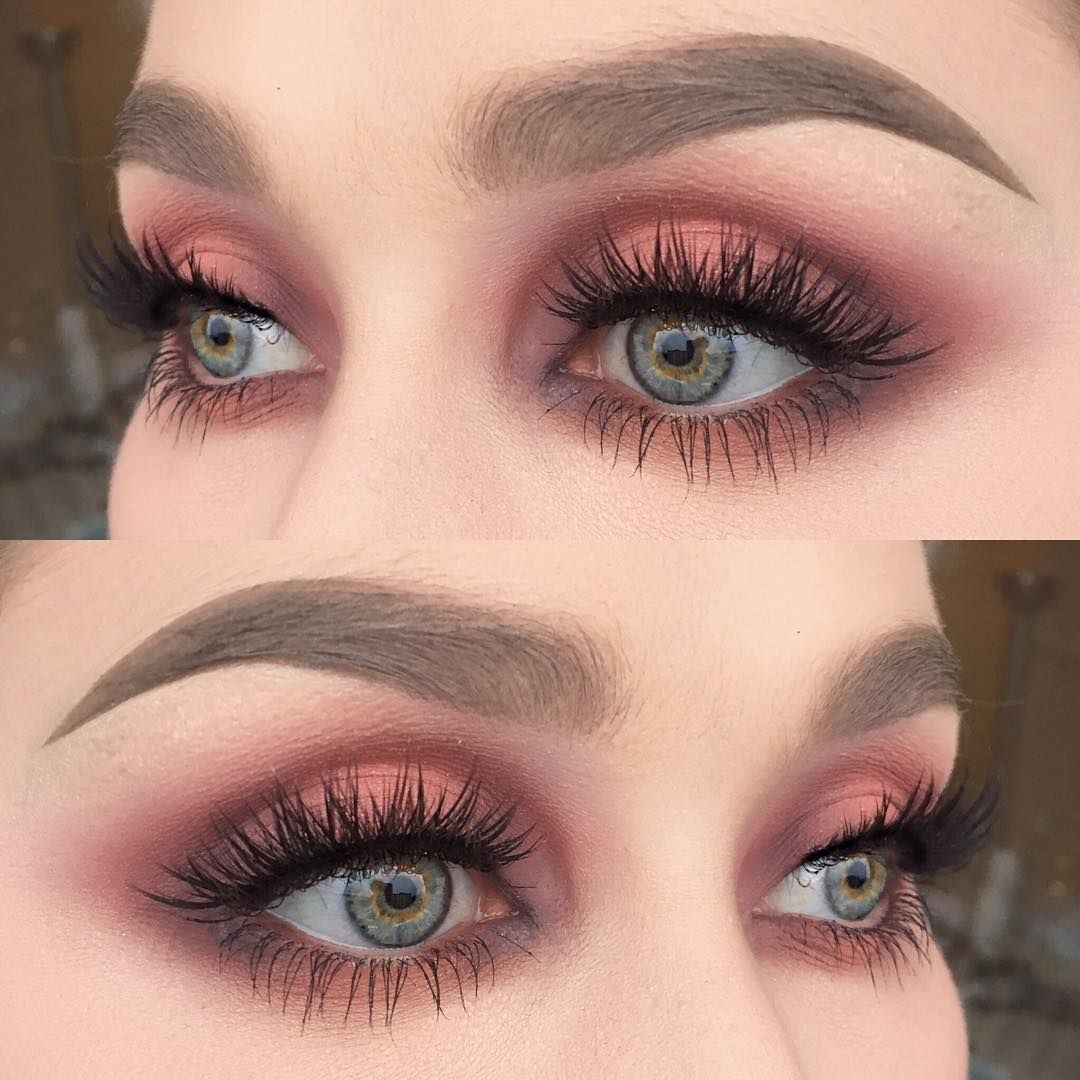 Pin By Lilly Monique On Makeup Faces Pink Makeup Smokey