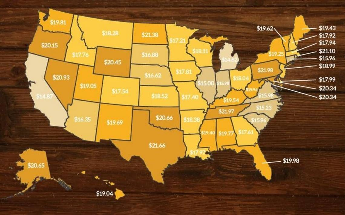 Mapping Americau0027s Breweries Before the Craft Beer