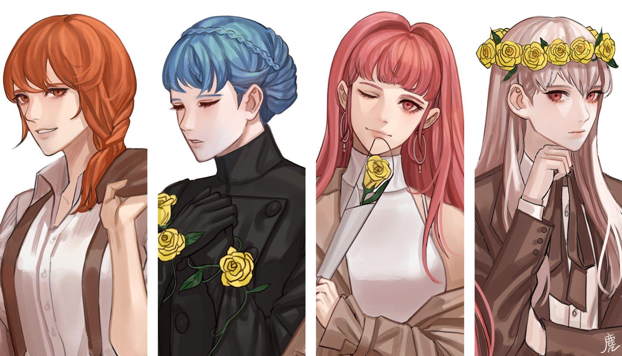 문착 on Fire emblem radiant dawn, Fire emblem characters