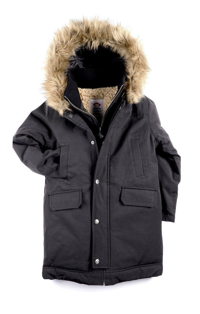 04aa68d72 Appaman Black Pratt Down Parka - Young Timers Boutique