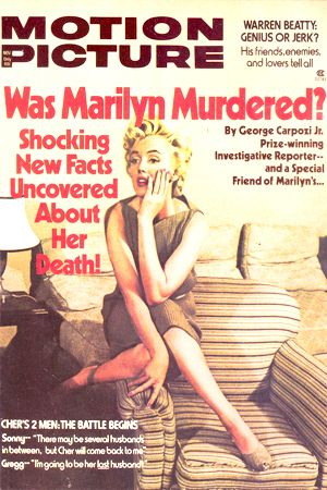 1962 November issue: Motion Picture magazine cover of Marilyn Monroe .... #marilynmonroe #normajeane #vintagemagazine #pinup #iconic #raremagazine #magazinecover #hollywoodactress #1960s