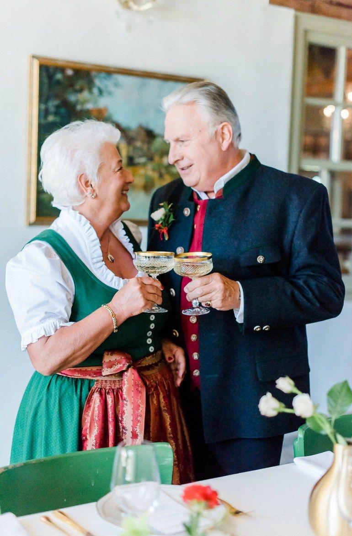 50 Jahre Brigitta & Helmut Eine stilvolle Goldene Hochzeit in