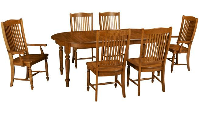 Canadel praline piece dining set buy sets
