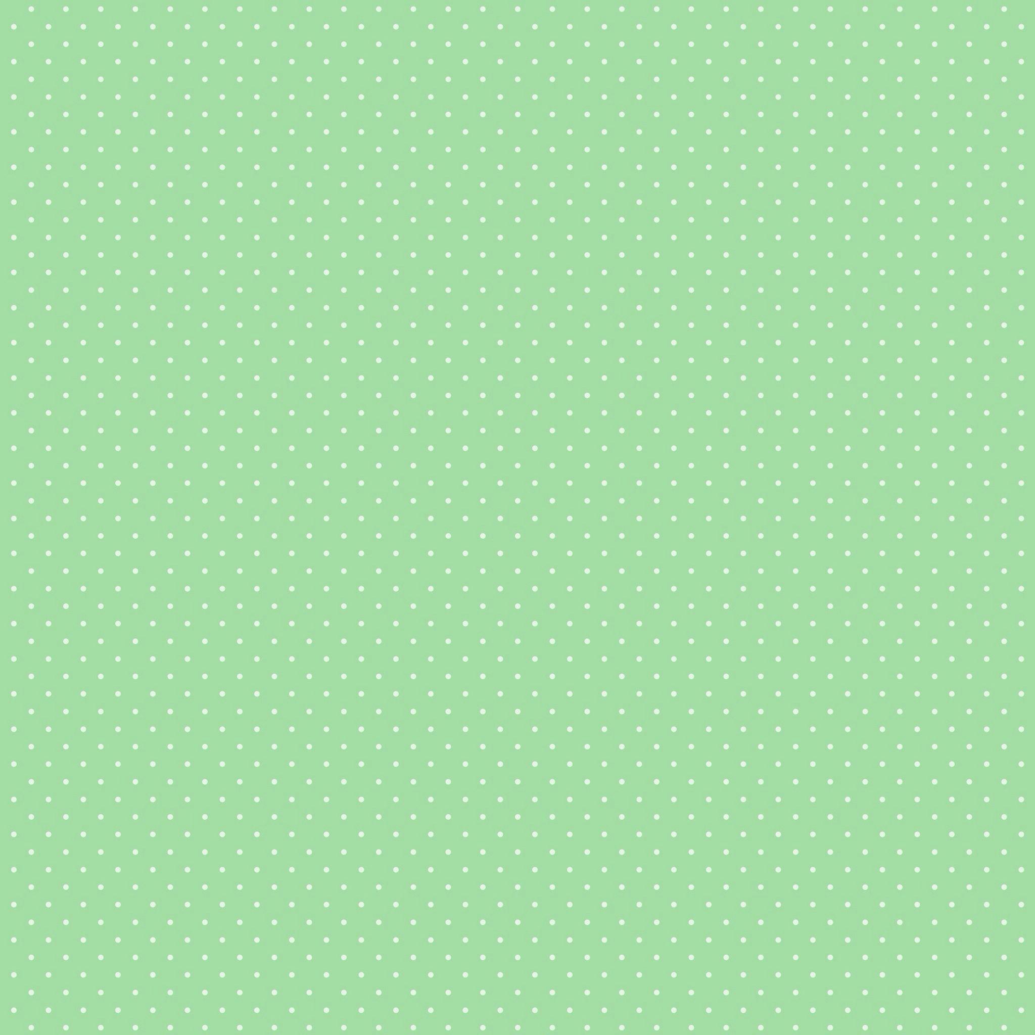 Fondo De Pantalla Verde Con Puntos