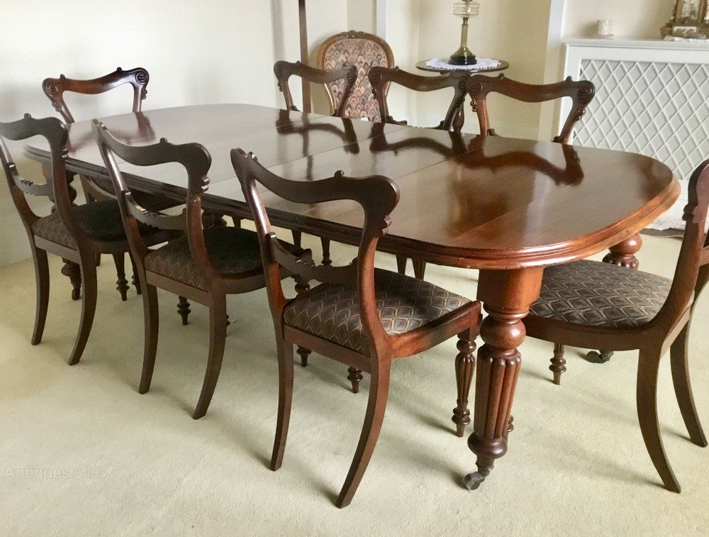 Victorian Extending Dining Table Antiques Atlas Mahogany