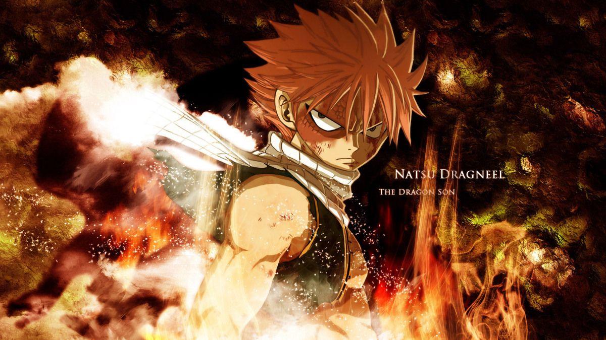 Natsu Dragneel Fairy Tail Anime Hd Wallpaper 1920x1080 7698 Fairy Tail Anime Anime Fairy Anime Wallpaper