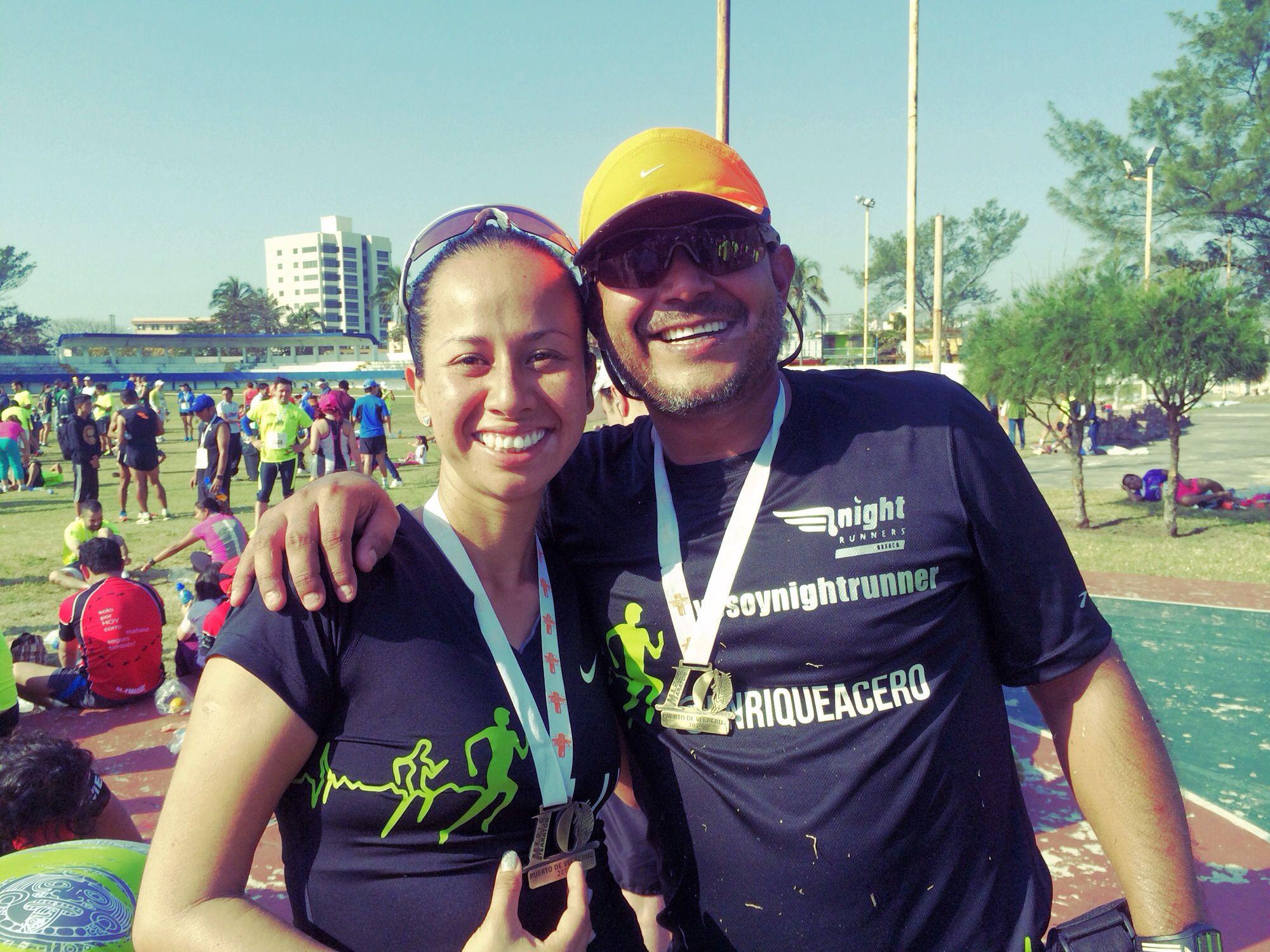 Medio Maratón Veracruz 2014