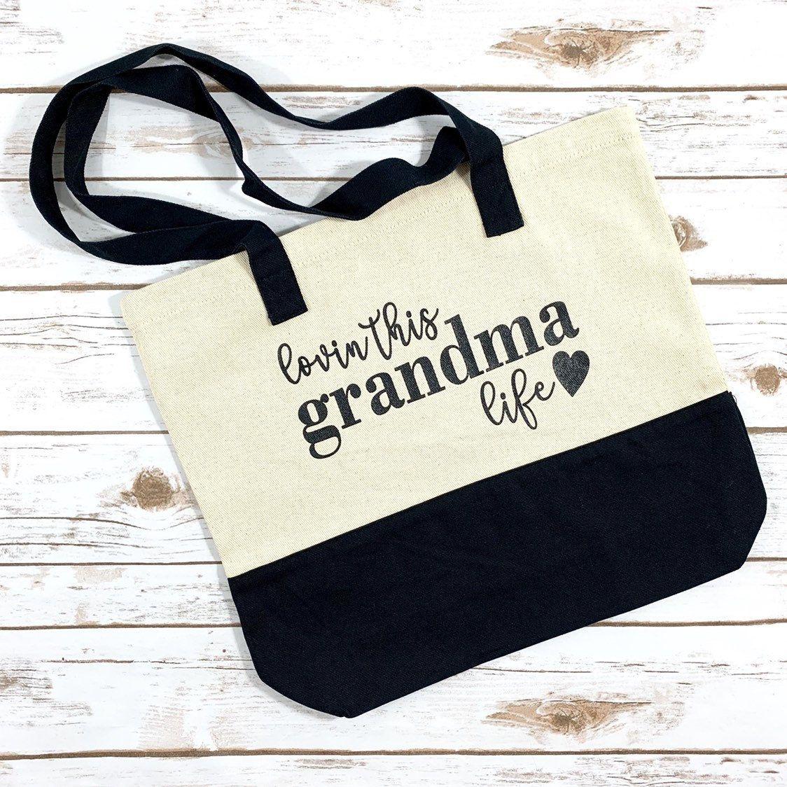 I Am My Kids First Teacher Tote Bag Gift Bag Beach Bag Personalized Cotton Shopper Shopping Bag Back To School