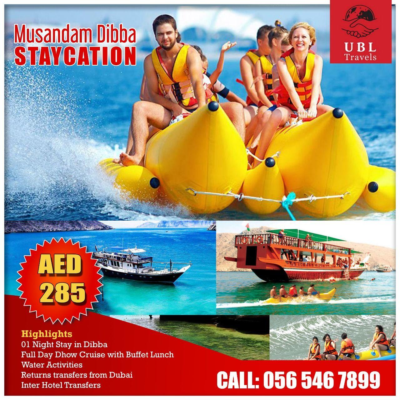 Special Offers Musandam Dibba Tour Dubai tour, Travel