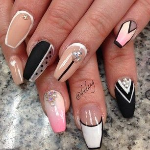 Pin by 𝕁𝕖𝕟𝕟𝕚𝕗𝕖𝕣 𝕃𝕪𝕟𝕟𝕖♛ on  ♡ nαíls ♡  | Nails, Cute