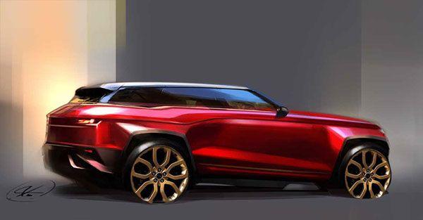 Land Rover - Ideas by Karan Moorjani