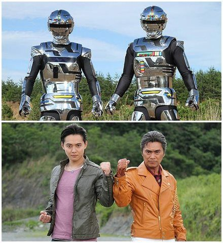 The new Space Sheriff Gavan, for the new movie due out in October.