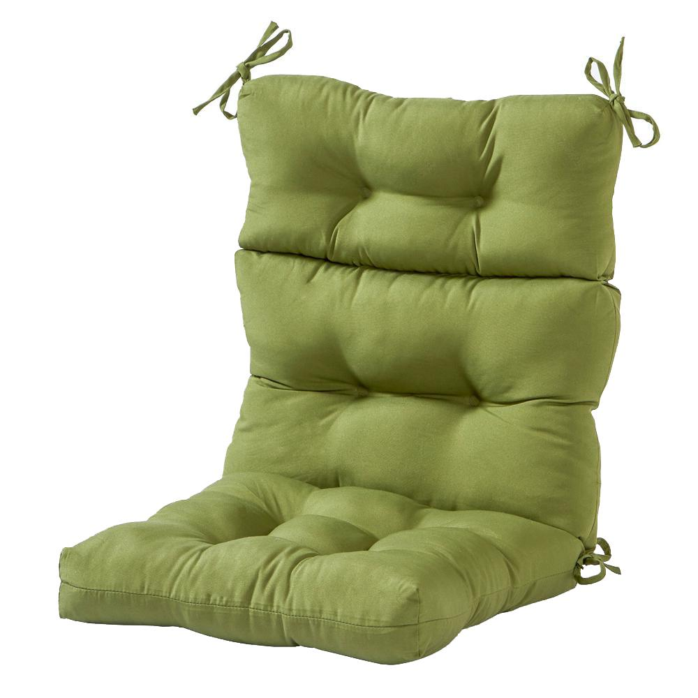 Greendale Home Fashions Solid Summerside Green Outdoor