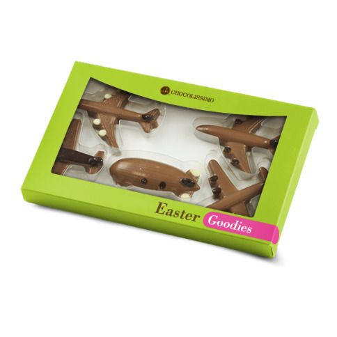 Easter Choco Airplanes