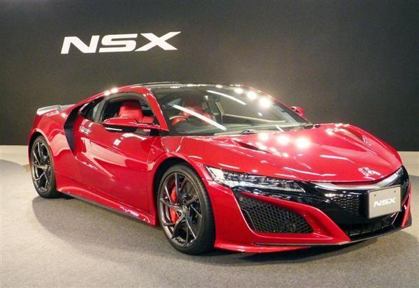 ホンダが国内で発売し 受注を開始した高級スポーツカー nsx ホンダ スポーツカー ツインターボ