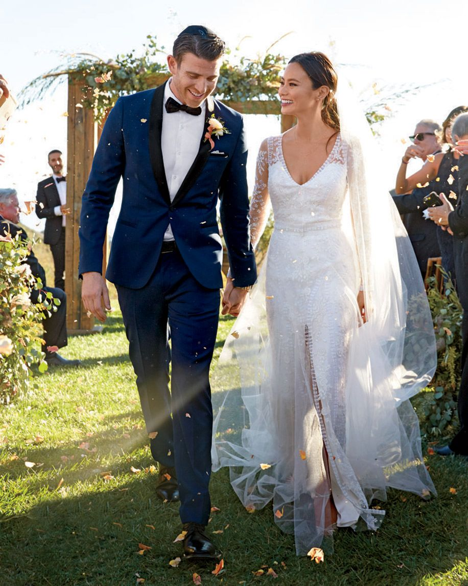 Jamie chung in groom pinterest wedding wedding dresses