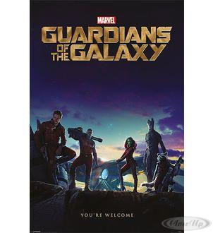 Guardians of the Galaxy Poster https://tinyurl.com/pz49v9z