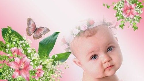 Princess Very Cute Babies - Sweet Baby Pic, Sweet Baby, High Quality Baby, Sweet Baby Couple, Cute Baby Princess, High Quality Cute Baby, Baby, Blue Eye, Firefox Persona, Lily Valley