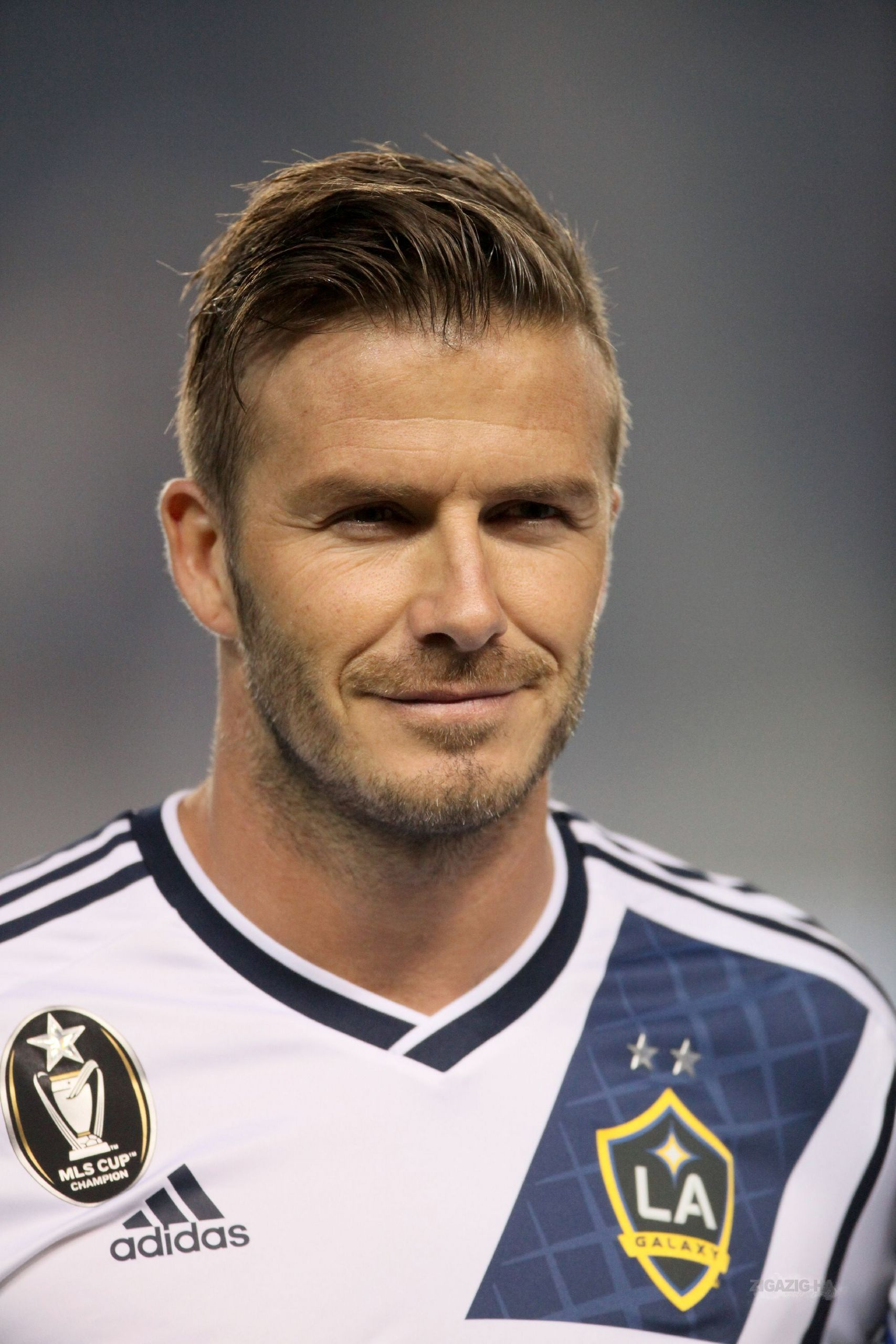 david beckham hairstyle tips