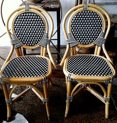 montreux trove trading co french bistro chairs kitchen