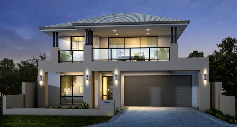 Dream house double storey plans story also pin by nguyendung on villa pinterest design rh