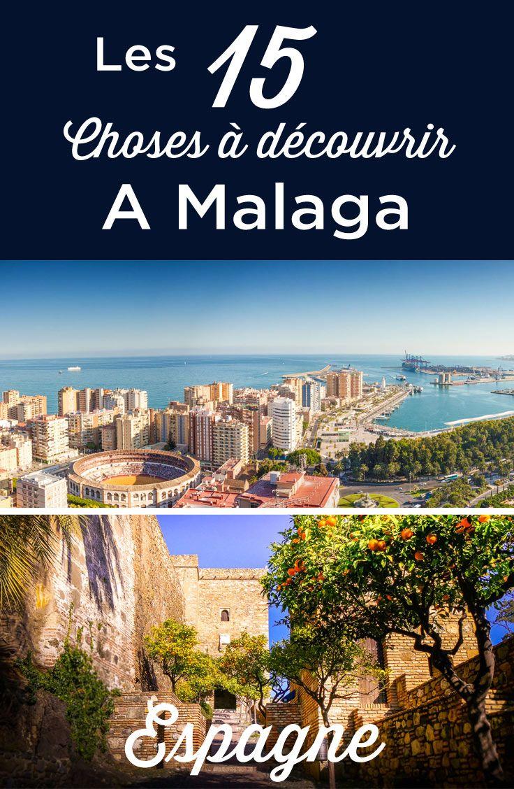 Visiter Malaga: TOP 15 Choses à Faire et Voir