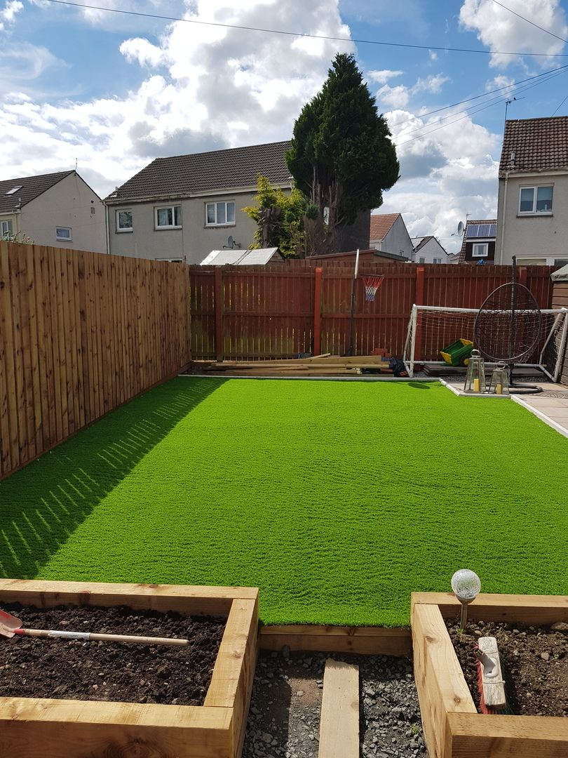 Barcelona Artificial Grass Grass Artificial Turf Garden Projects