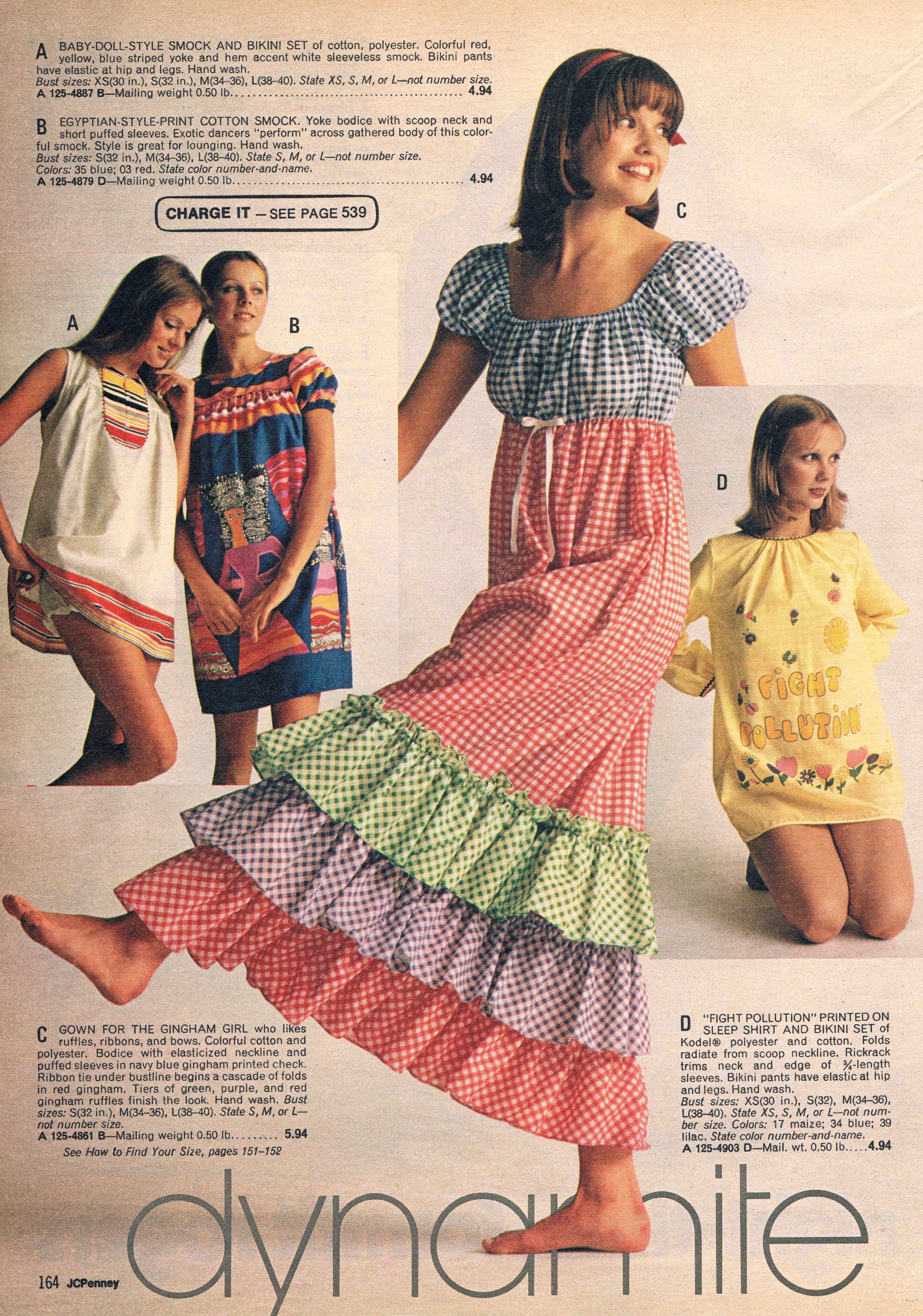 24da8d3a7137e Penneys catalog 1972