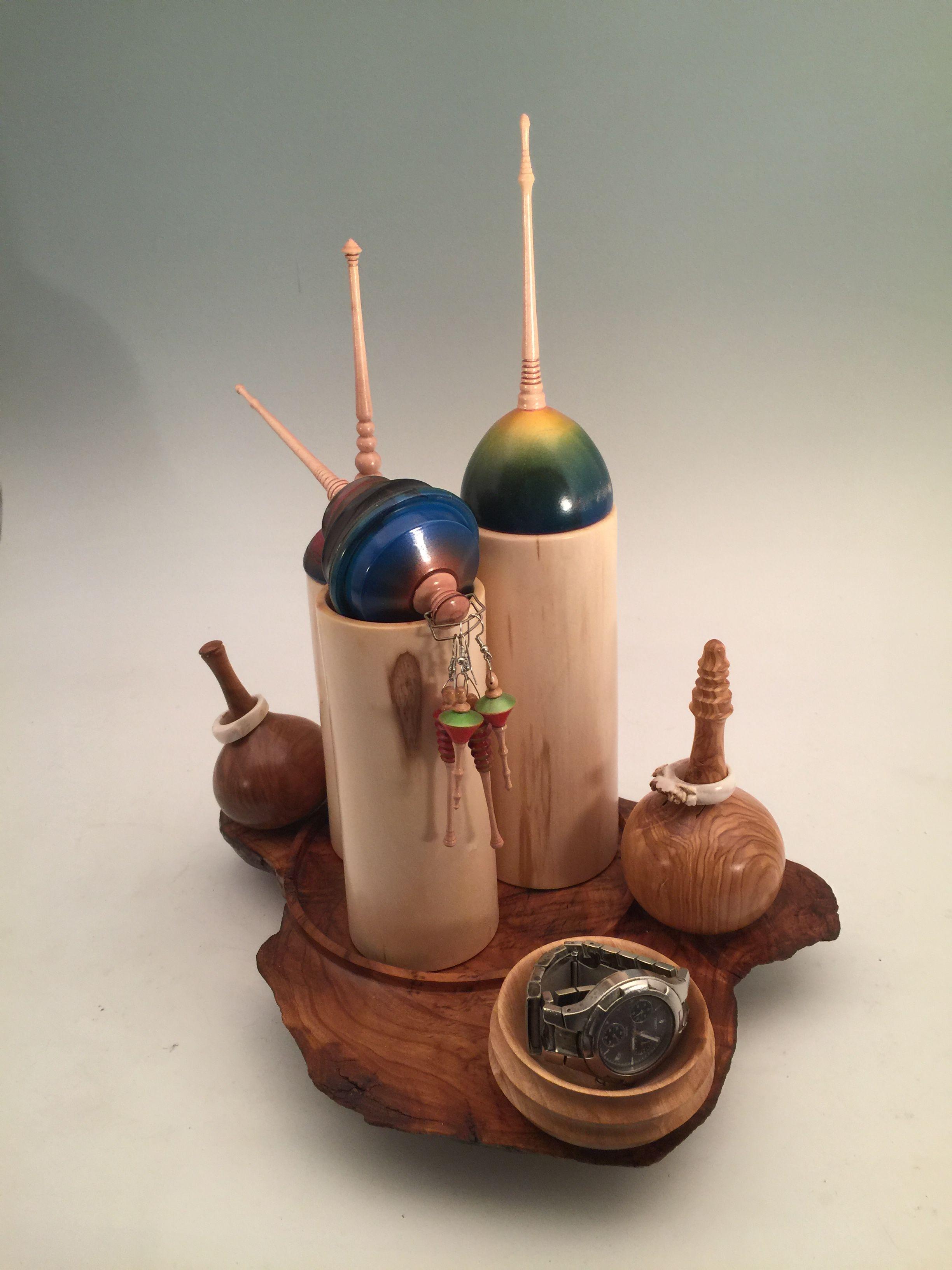 Woodturning Pin Chuck