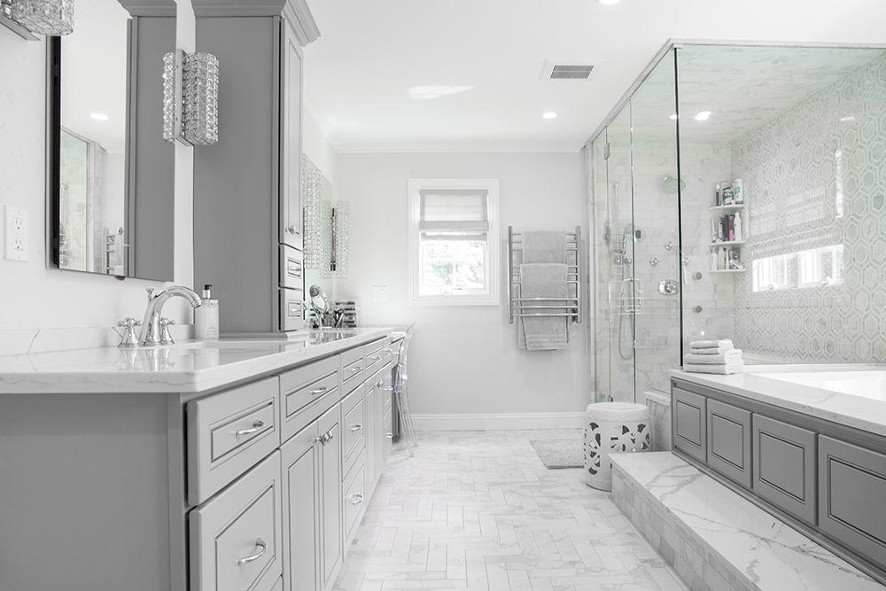 greige maple cabinet bathroom kitchen kitchen cabinets in rh pinterest com