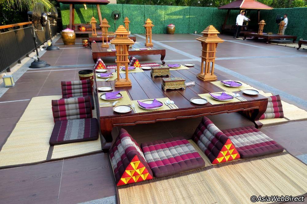 Khantoke Restaurant Kata Beach Phuketcom