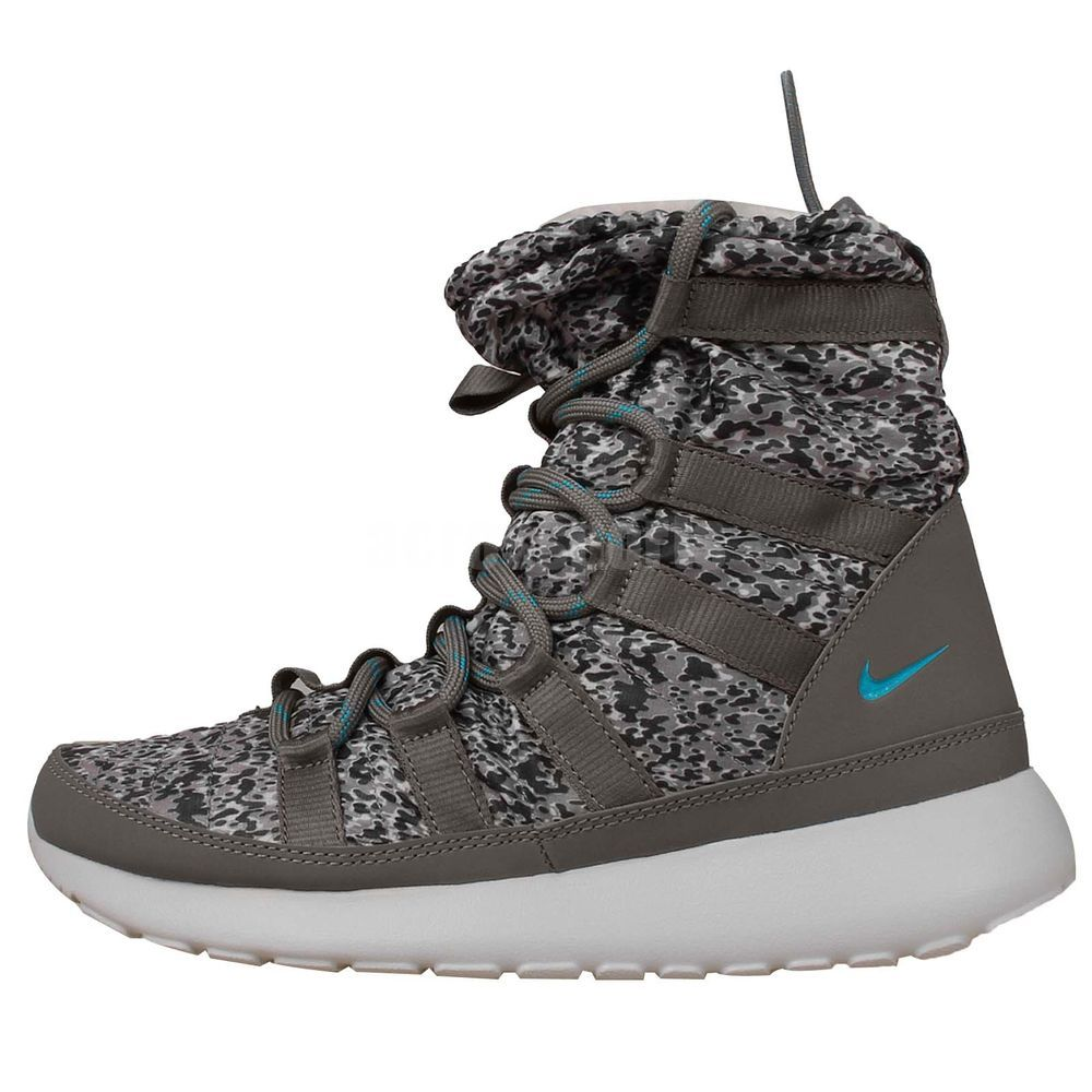 nike roshe run sneaker boot ebay
