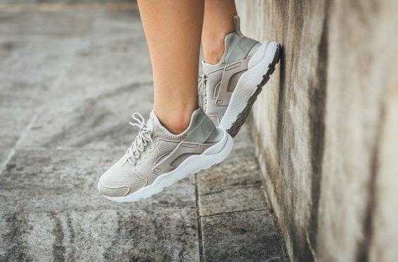Pale Grey Covers The Latest Nike Air Huarache Ultra Breathe ...