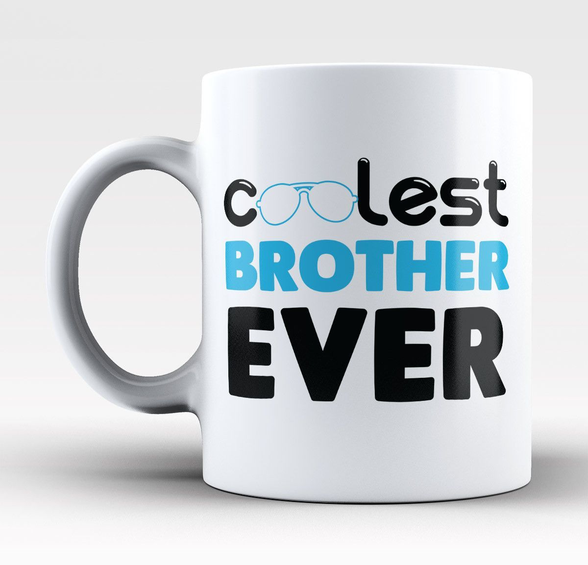Coolest (Nickname) Ever - Blue - Personalized Mug