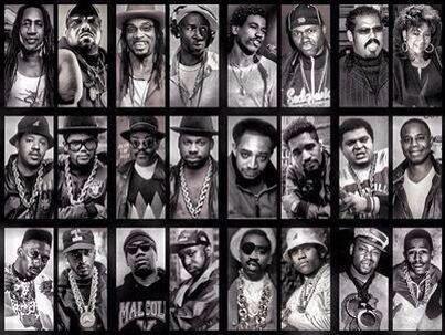 Greatest Rap/Hip-Hop Songs