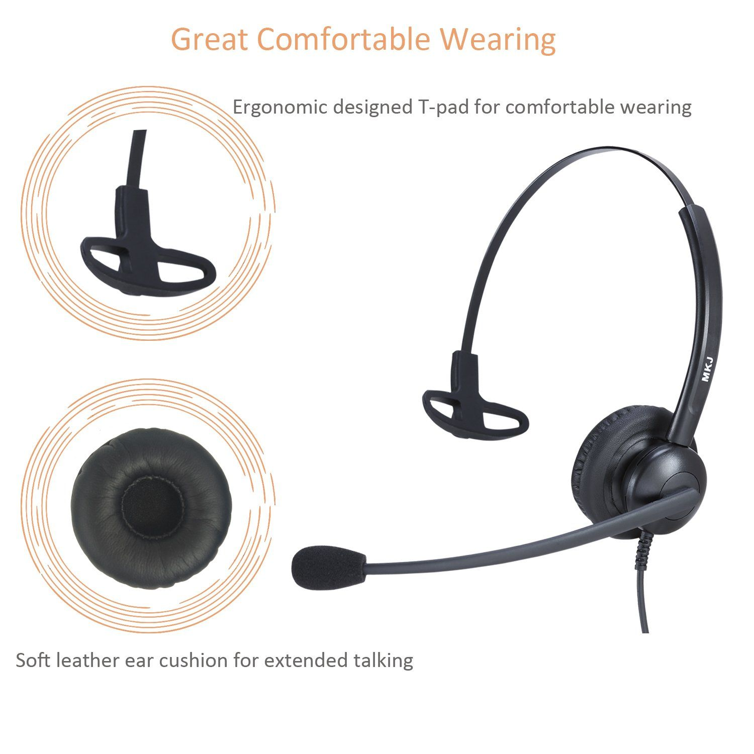 Phone Headset 3 5mm Cellphone Headset With Microphone Noise Cancelling For Ipad Iphone Samsung Zte Huawei And Most Smar Phone Accessories Smartphone Cell Phone