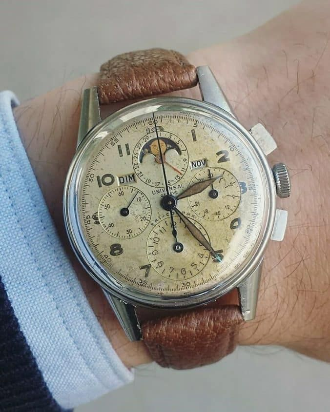 Current Trends in the Vintage Watch Market 2018 #vintagewatches