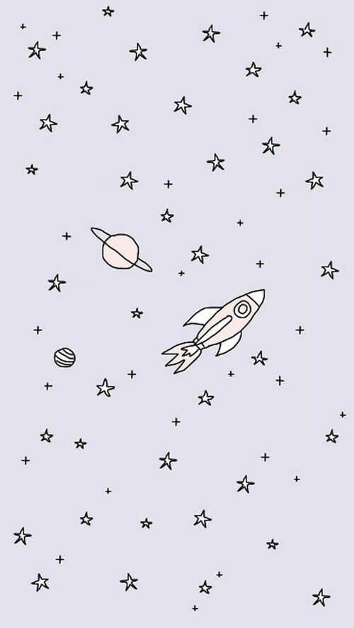 Cute Aesthetic Space Backgrounds