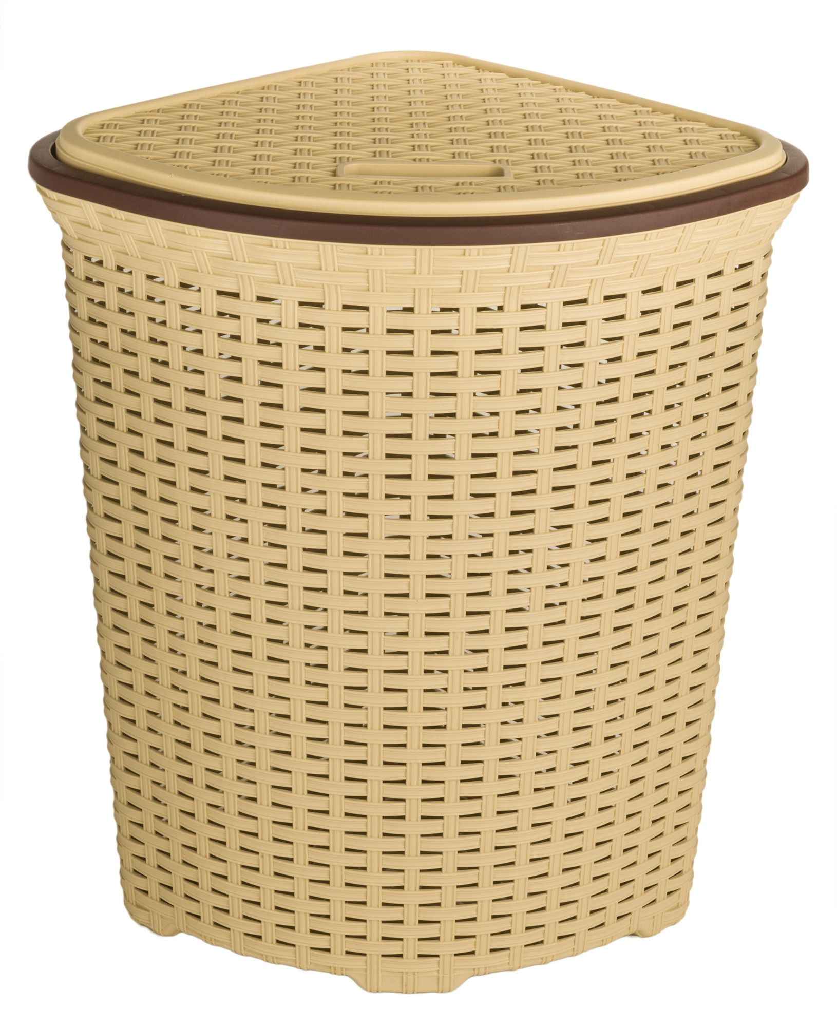 Simpson Corner Laundry Hamper With Images Wicker Laundry